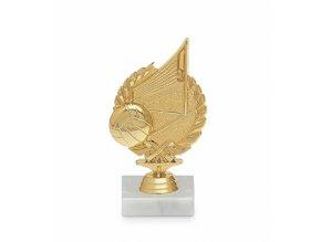 Screenshot 2019 10 16 Figurka se symbolem volejbal, 14 cm, zlato, včetně podstavce