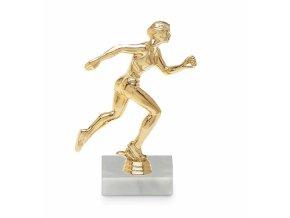 Screenshot 2019 10 16 Figurka běh žena, 12 cm, zlato, včetně podstavce