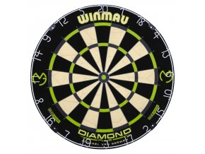 3014 MvG Diamond Dartboard 1