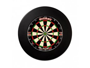 surround black winmau