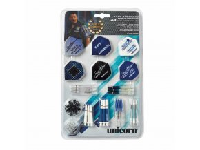 Gary Anderson kit doplnky