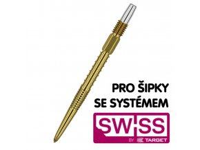340004 SWISS FIREPOINT GOLD 30MM POINT BAGGED 2020 1