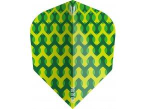 335230 FABRIC PRO.ULTRA GREEN TEN X FLIGHT BAGGED 2020