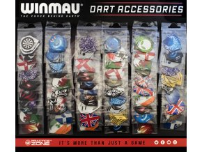 winmau pub flights card selection