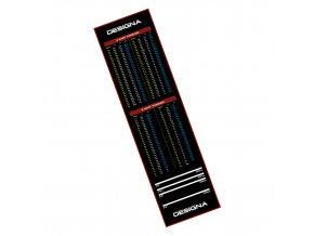 DartMat koberec red 1