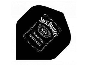 Mission Jack Daniels Bottle Logo Standard Flights