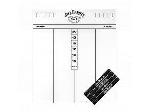 Mission Jack Daniels Flex Scoreboard 45x40cm
