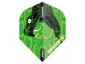 F6571 IONIC SnakeHeadGreen x1
