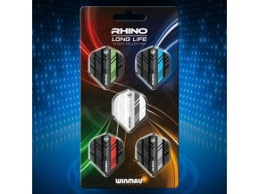 Sada letek Winmau RHINO Flight Collection