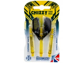 Twin Pack Chizzy