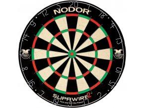 Terč sisalový Nodor SUPAWIRE 2