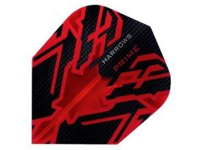Letky Prime standard No6 black/red
