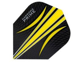 Letky Prime standard No6 black/yellow