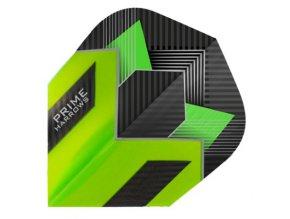 Letky Prime standard No6 black/green