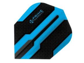 Letky Prime standard No6 black/blue čáry