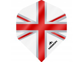 Mission Alliance No2 M000951 F3127 White Red