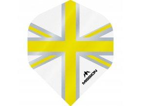 Mission Alliance No2 M000954 F3130 White Yellow