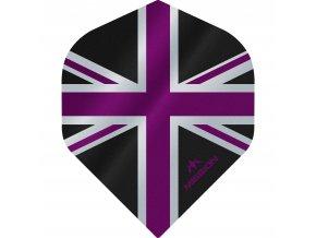 Mission Alliance No2 M000897 F3085 Black Purple