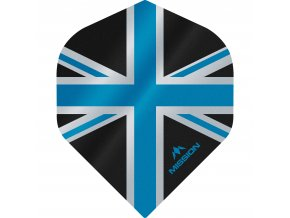 Mission Alliance No2 M000893 F3081 Black Blue