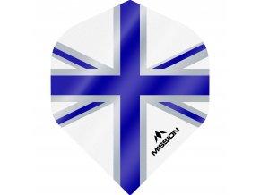 Mission Alliance No2 M000950 F3126 White Blue