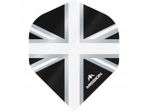 Mission Alliance No2 M000900 F3088 Black White