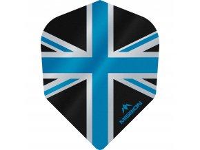 Mission Alliance No6 M000901 F3097 Black Blue