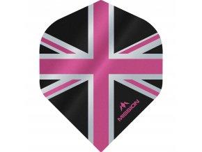 Mission Alliance No2 M000898 F3086 Black Pink