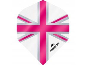 Mission Alliance No2 M000955 F3131 White Pink