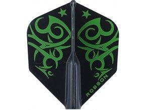 51740 robson plus flight green tribe std front
