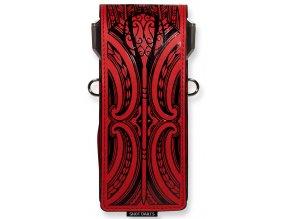 SM4055 Shot Inked Wallet Tamoko Red Front