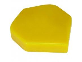 vosk designa dart yellow