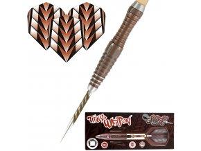 Šipky steel Tribal Weapon 1 90% 25g