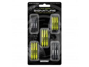 8125 MvG Signature Shaft Collection sada1