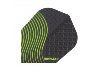 Letky DIMPLEX standard black/green