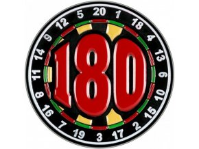 Odznak Terč Velká 180