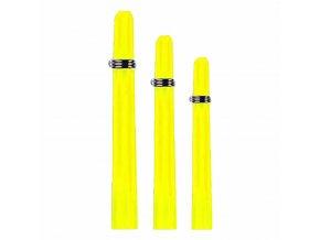 Násadky nylon M3 yellow