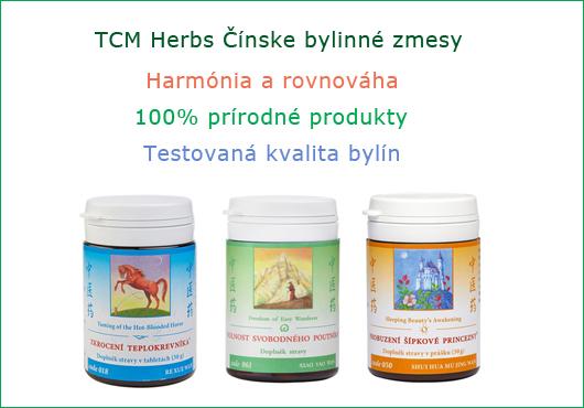 Bezpečnosť a kvalita produktov TCM Herbs