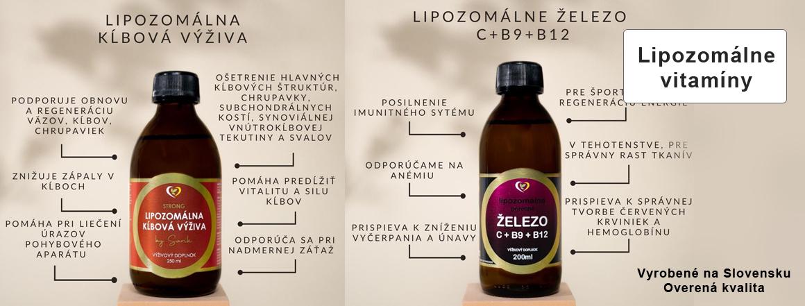 Lopozomálne vitamíny
