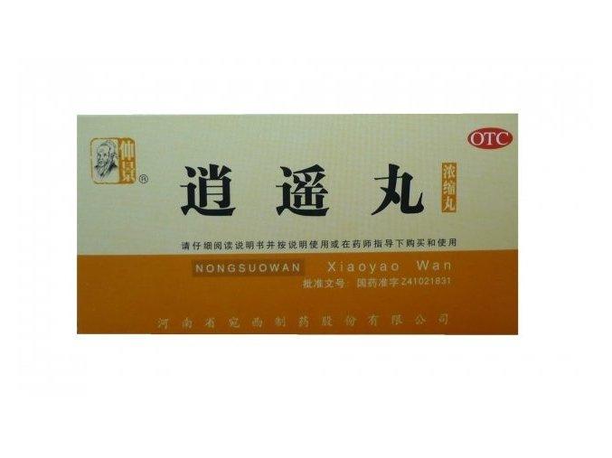 UVOĽNENIE NAPÄTIA pre ženy - XIAO YAO WAN - HAX5.9 Henan Wanxi (Objem 200 ks)