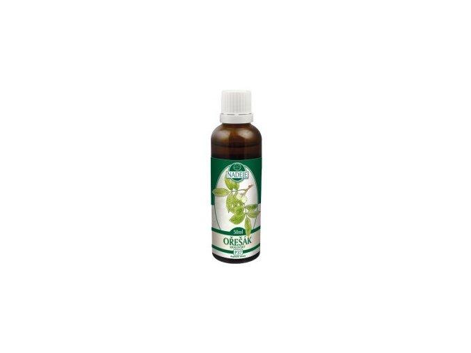 Orech vlašský - tinktúra z púčikov P37 (Objem 50 ml)