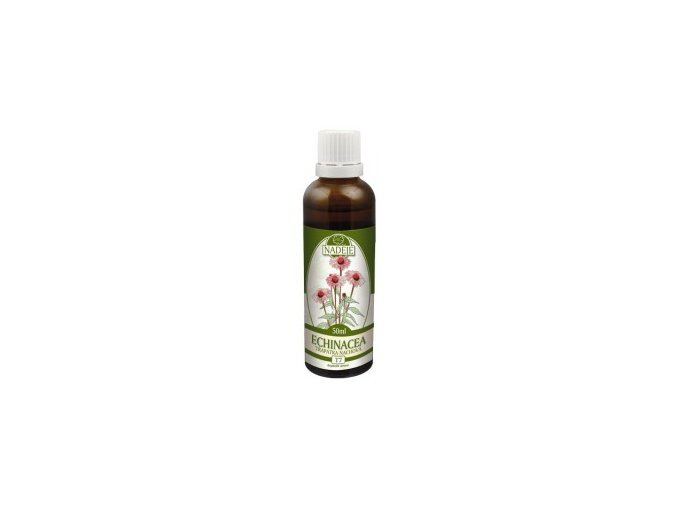 Echinacea - tinktúra z bylín T7 (Objem 50 ml)