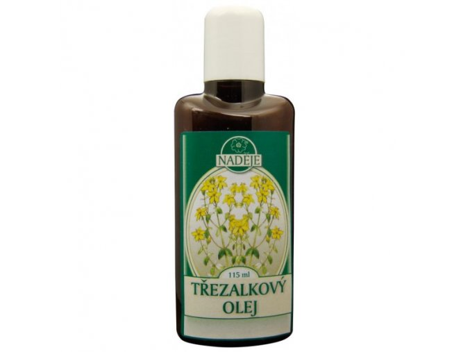 Ľubovníkový olej - Naděje (Obsah 500 ml)
