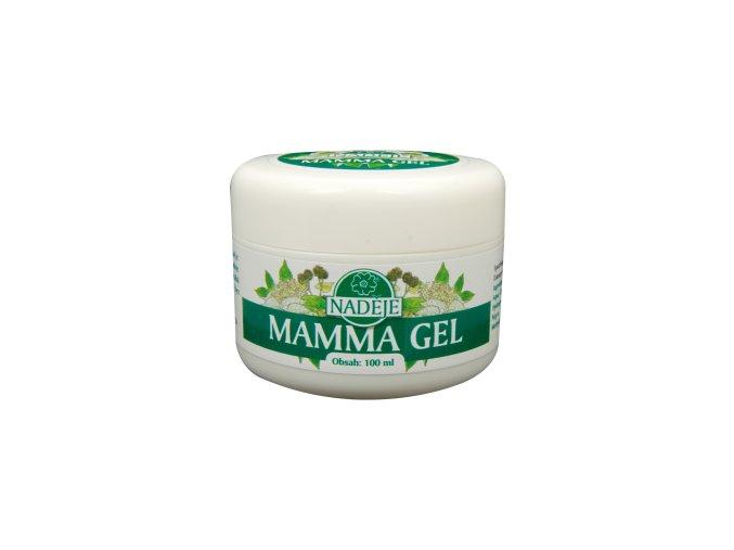 Mamma gel - Naděje (Objem 100 ml)