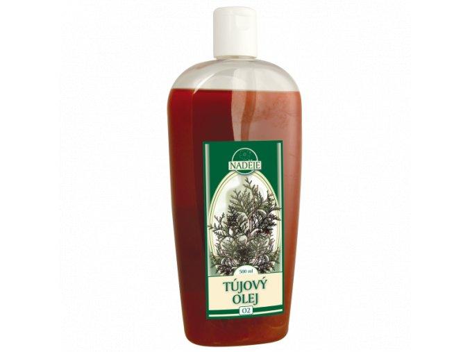 Tujový olej - Naděje (Obsah 500 ml)