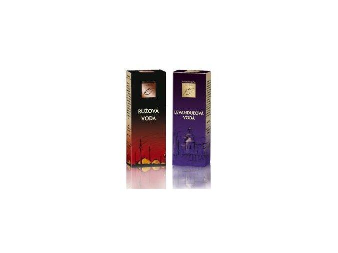 Kvetová voda ružová - Hanus (Objem 100 ml)