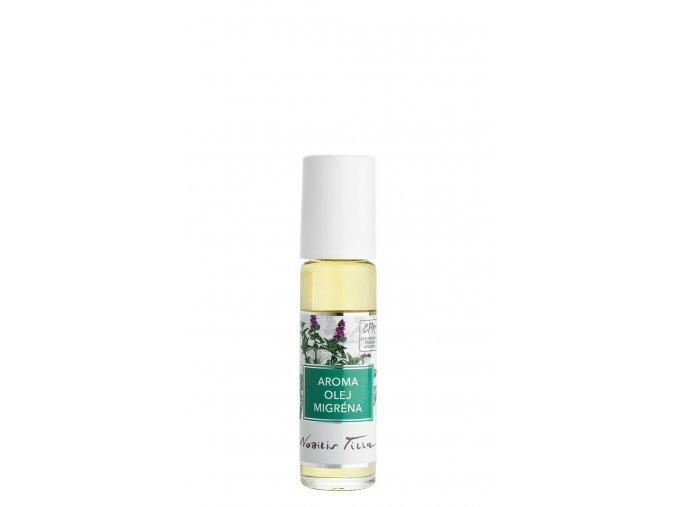 Aroma olej Migréna - Nobilis Tilia (Objem 10 ml)