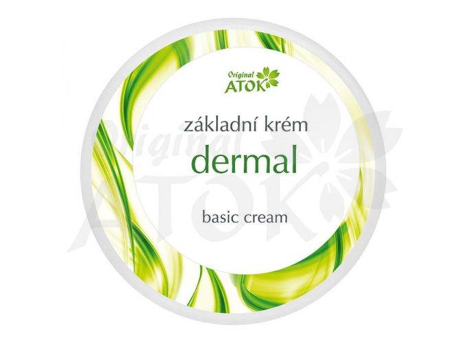 Základný krém Dermal - Original ATOK (Obsah 1000 ml)