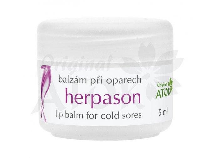 Balzam na opary Herpason - Original ATOK (Obsah 15 ml)