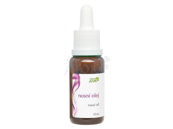 Nosový olej - Original ATOK (Obsah 20 ml)