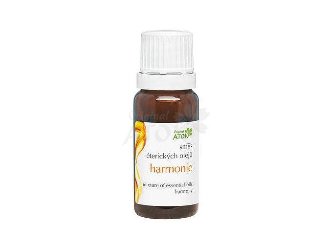 Zmes éterických olejov Harmónia - Original ATOK (Obsah 10 ml)